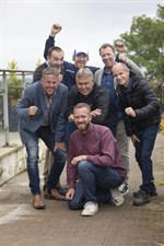 Class of 82 reunites to put on one of toughest races in UK