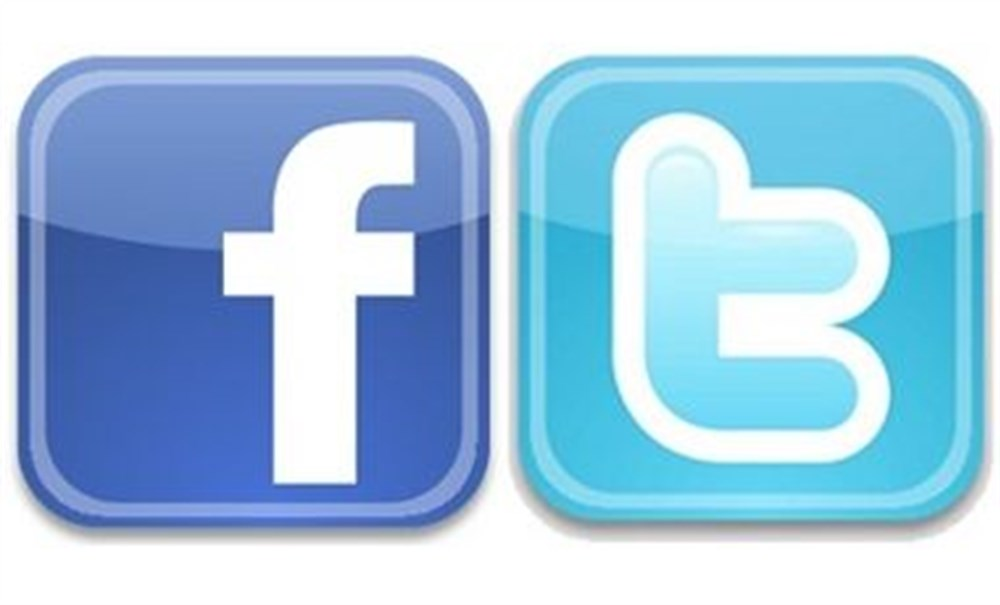 12 Follow Us On Twitter Logo Vector Images - Follow Us On