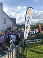 Peninsula sponsored Llandegfan Fun Run